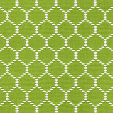 Load image into Gallery viewer, SCHUMACHER FISHNET FABRIC / LEAF