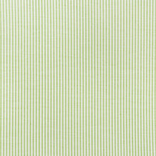 Load image into Gallery viewer, SCHUMACHER EASTON STRIPE INDOOR OUTDOOR FABRIC / LEAF