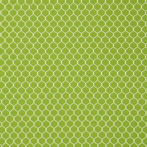 SCHUMACHER FISHNET FABRIC / LEAF