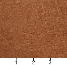 Load image into Gallery viewer, Essentials Breathables Light Brown Heavy Duty Faux Leather Upholstery Vinyl / Caramel