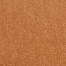 Load image into Gallery viewer, Essentials Breathables Light Brown Heavy Duty Faux Leather Upholstery Vinyl / Camel