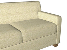 Load image into Gallery viewer, Essentials Chenille Light Olive Cream Leaf Branches Upholstery Fabric