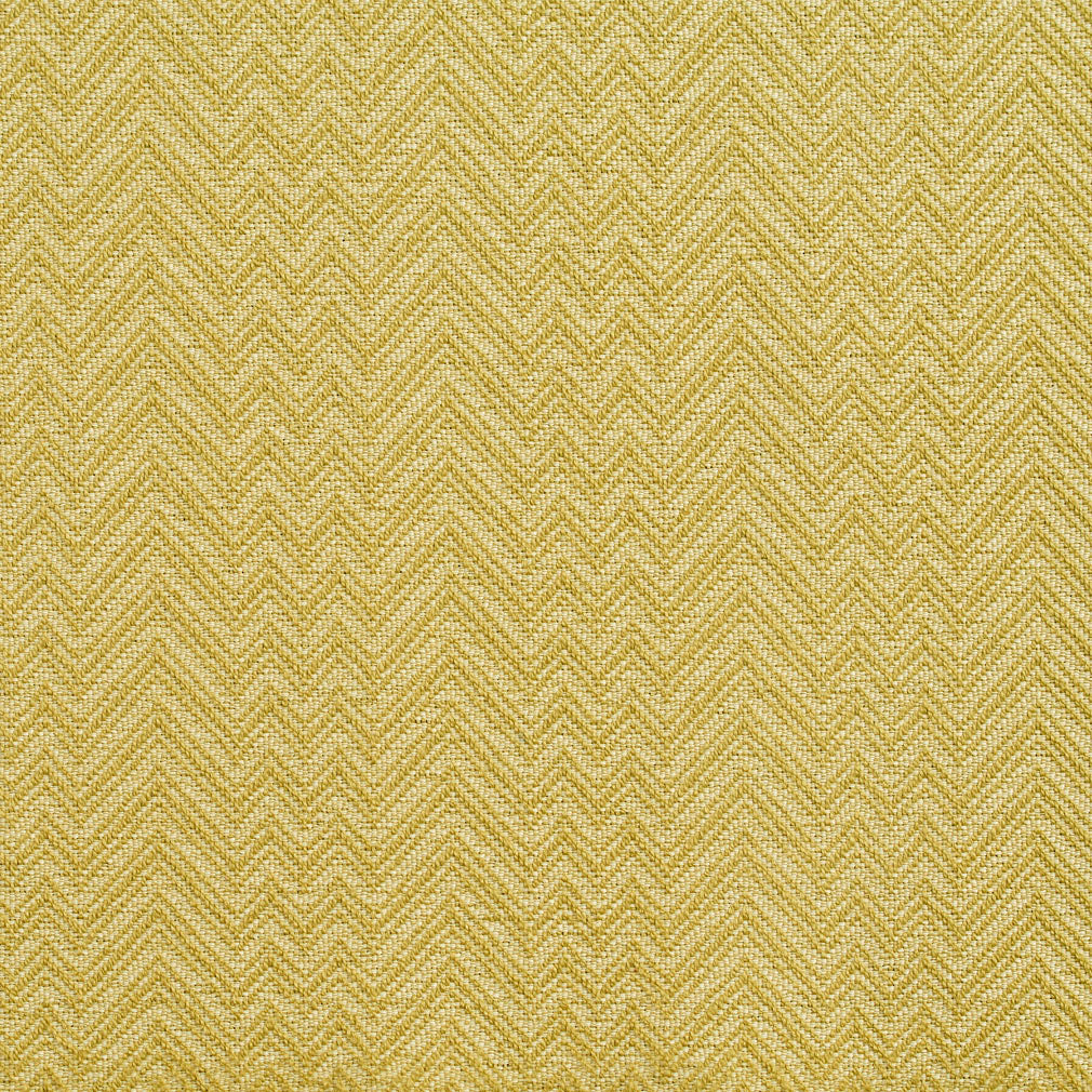 Essentials Crypton Lime Green Chevron Geometric Upholstery Fabric / Leaf