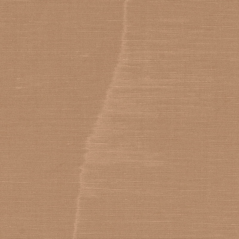 SCHUMACHER INCOMPARABLE MOIRE FABRIC / MAPLE
