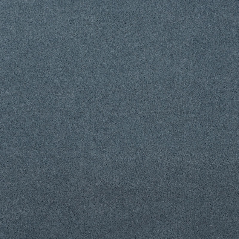 SCHUMACHER REGAL MOHAIR FABRIC / MINERAL