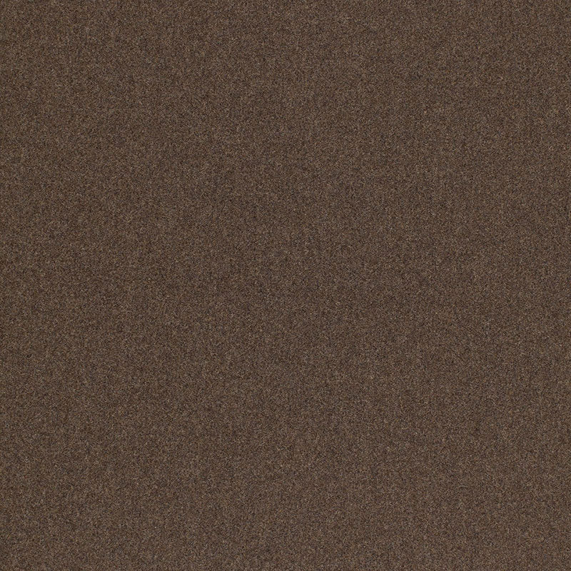 SCHUMACHER CHESTER WOOL FABRIC / MINK