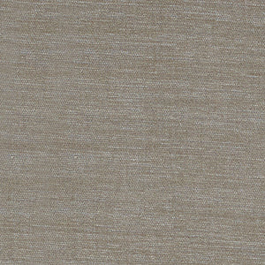 SCHUMACHER BEAUFORT CHENILLE INDOOR OUTDOOR FABRIC / MOCHA