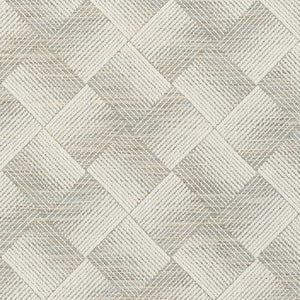 SCHUMACHER ASHBERG FABRIC / MOONSTONE
