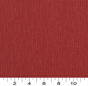 Essentials Cityscapes Maroon Upholstery Drapery Fabric
