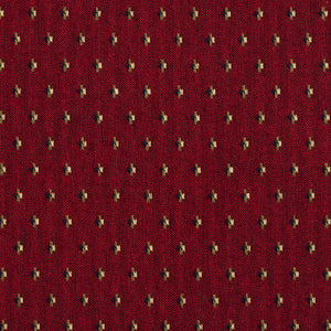 Essentials Maroon Lime Navy Beige Upholstery Fabric / Port Dot