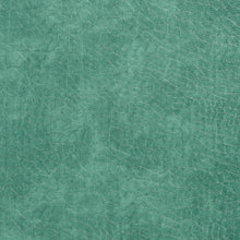 Load image into Gallery viewer, Essentials Breathables Mediumsea Green Heavy Duty Faux Leather Upholstery Vinyl / Capri