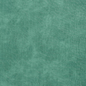 Essentials Breathables Mediumsea Green Heavy Duty Faux Leather Upholstery Vinyl / Capri