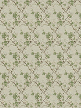 Load image into Gallery viewer, 3 Colorways Botanical Upholstery Fabric Blue Green Beige