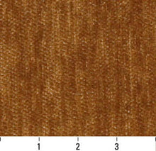 Load image into Gallery viewer, Essentials Chenille Mustard Upholstery Fabric / Nugget
