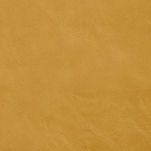 Essentials Breathables Mustard Heavy Duty Faux Leather Upholstery Vinyl / Saffron