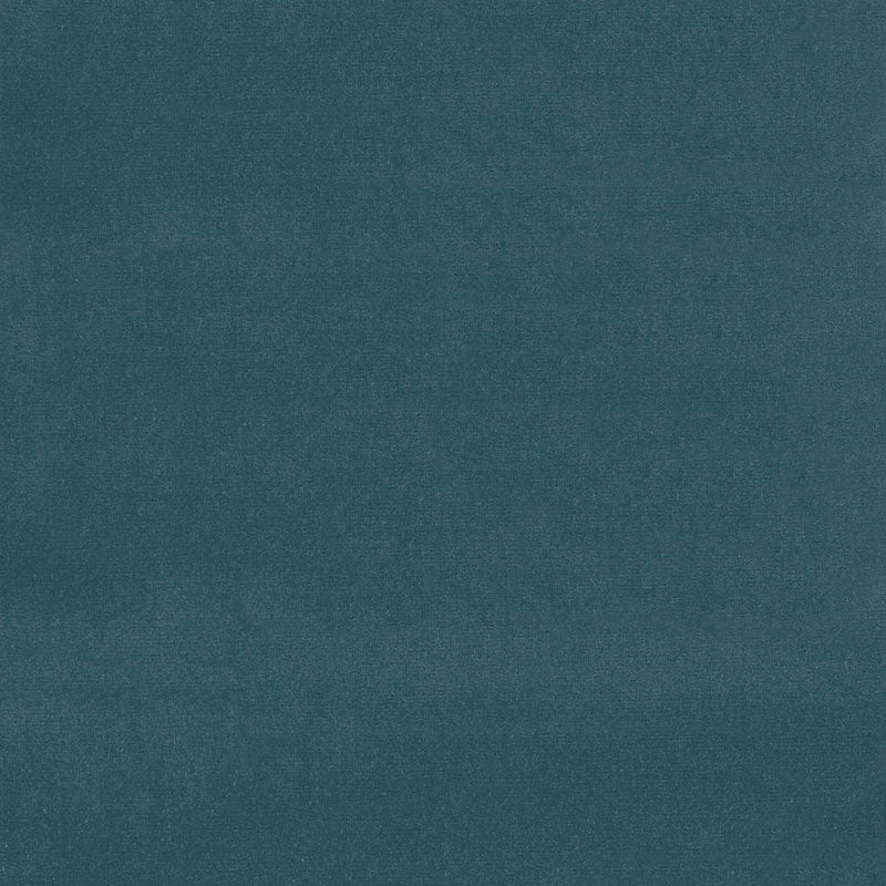 SCHUMACHER GAINSBOROUGH VELVET FABRIC / NEPTUNE
