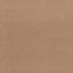 SCHUMACHER GAINSBOROUGH VELVET FABRIC / NICKEL