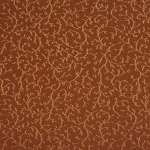 Load image into Gallery viewer, Essentials Upholstery Drapery Botanical Fabric / Brown