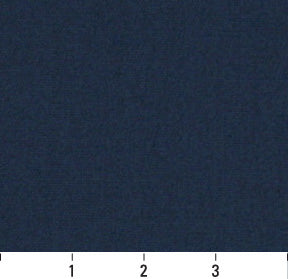 Essentials Cotton Duck Upholstery Drapery Fabric / Navy
