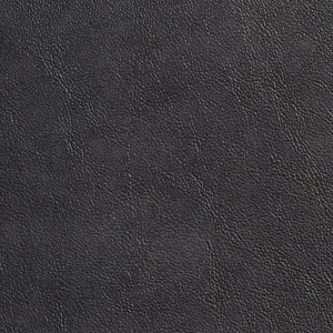 Essentials Breathables Navy Heavy Duty Faux Leather Upholstery Vinyl / Graphite