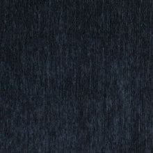 Load image into Gallery viewer, Essentials Chenille Navy Upholstery Fabric / Sapphire