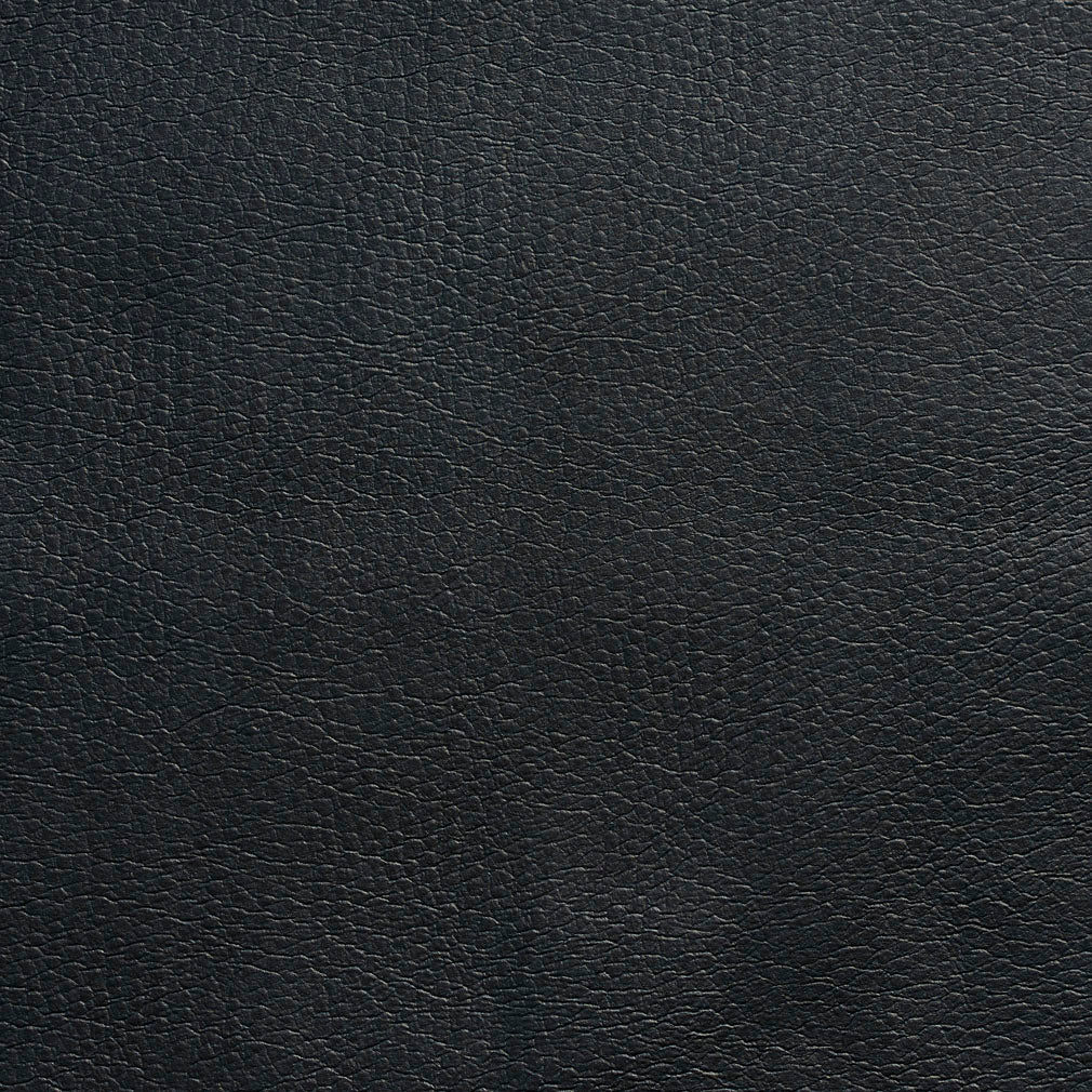 Essentials Breathables Heavy Duty Faux Leather Upholstery Vinyl / Navy