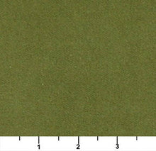 Load image into Gallery viewer, Essentials Cotton Velvet Olive Upholstery Drapery Fabric