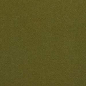 Essentials Cotton Duck Olive Upholstery Drapery Fabric / Moss