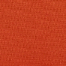 Load image into Gallery viewer, Essentials Cotton Duck Orange Upholstery Drapery Fabric / Mandarin