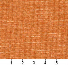 Load image into Gallery viewer, Essentials Crypton Orange Upholstery Drapery Fabric / Melon