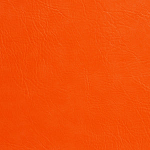 Essentials Marine Auto Upholstery Vinyl Fabric Orange / Tiger Lily