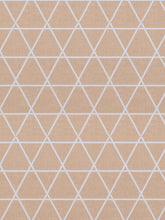 Load image into Gallery viewer, 4 Colorways Cotton Diamond Geometric Drapery Fabric Blush Gray Blue Green