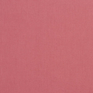 Essentials Cotton Duck Pale Violet Red Upholstery Drapery Fabric / Rose