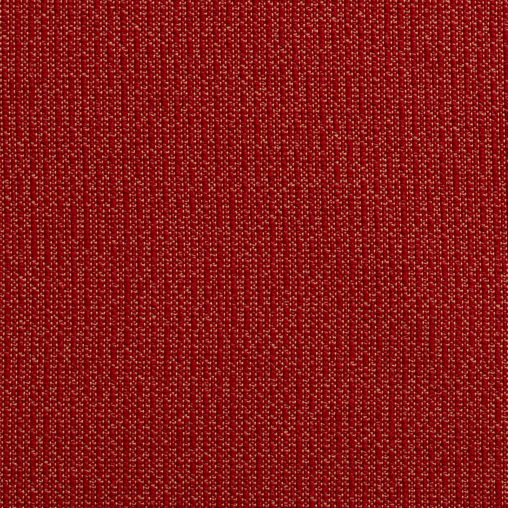 Essentials Outdoor Upholstery Drapery Fabric / Red