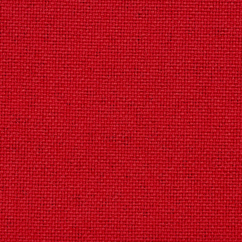 Essentials Heavy Duty Mid Century Modern Scotchgard Upholstery Fabric / Red