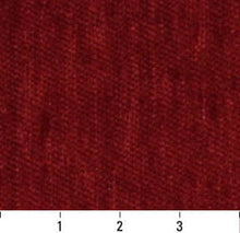 Load image into Gallery viewer, Essentials Chenille Red Upholstery Fabric / Cherry