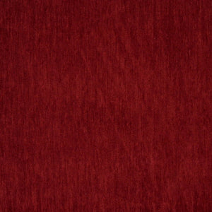 Essentials Chenille Red Upholstery Fabric / Cherry