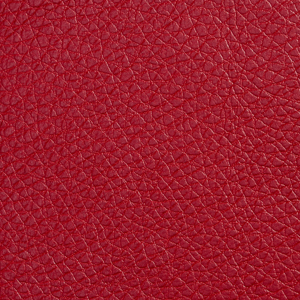 Essentials Recycled Genuine Leather Vinyl Red / Chili