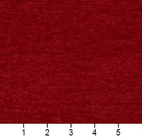Essentials Crypton Red Upholstery Drapery Fabric / Ruby