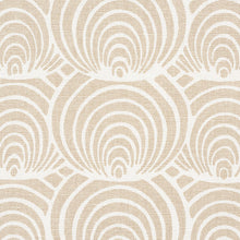 Load image into Gallery viewer, SCHUMACHER CORALLINE FABRIC / SAND
