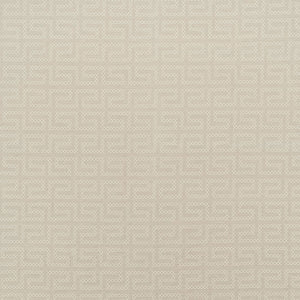 SCHUMACHER A MAZE EMBROIDERY FABRIC / SAND