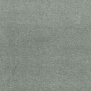 SCHUMACHER GAINSBOROUGH VELVET FABRIC / SEA GLASS