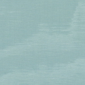 SCHUMACHER INCOMPARABLE MOIRE FABRIC / SKY