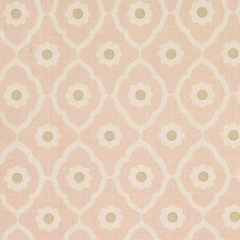 SCHUMACHER SOUNDESS FABRIC / PINK