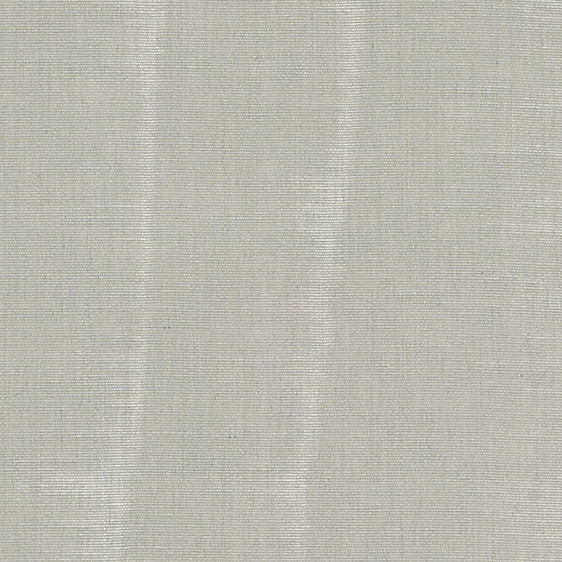 SCHUMACHER INCOMPARABLE MOIRE FABRIC / STERLING