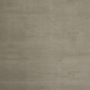 SCHUMACHER ALISTAIR INDOOR/OUTDOOR VELVET FABRIC / STONE