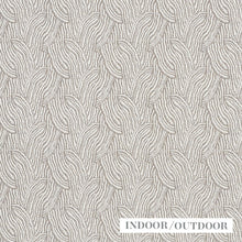 Load image into Gallery viewer, SCHUMACHER STRATA INDOOR OUTDOOR FABRIC / STONE