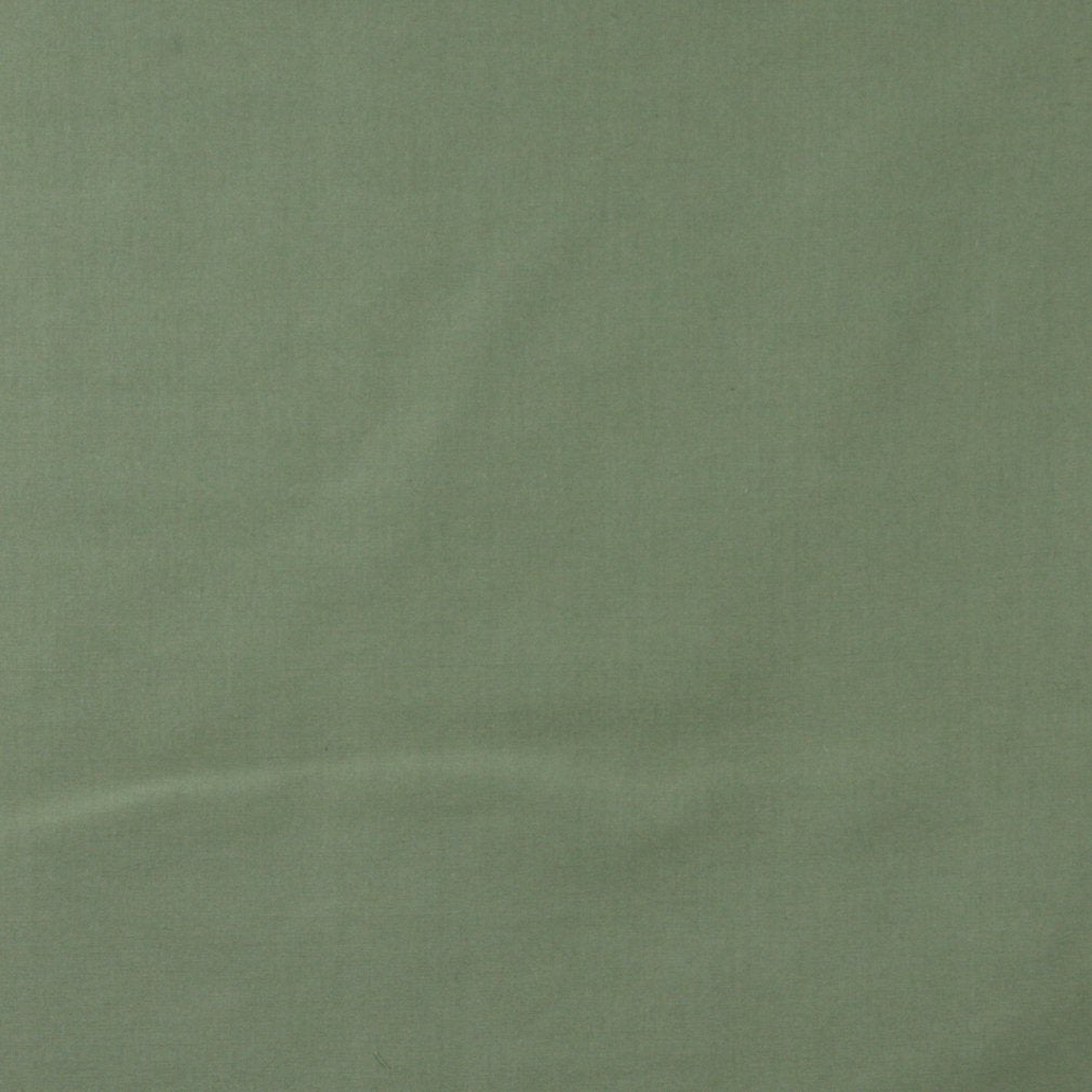 Essentials Cotton Duck Upholstery Drapery Fabric / Sage