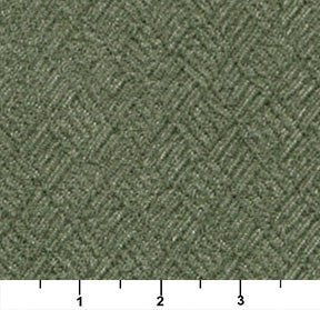 Essentials Heavy Duty Mid Century Modern Scotchgard Upholstery Fabric Sage Green Abstract / Pear