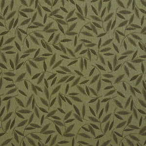 Essentials Sage Green Leaf Branches Upholstery Drapery Fabric / Fern